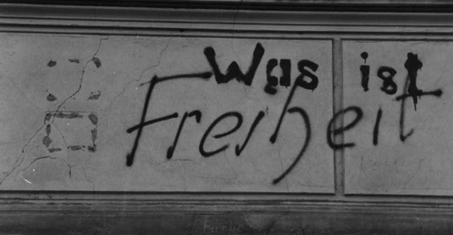 FREIHEIT-FREEDOM - d - 2000