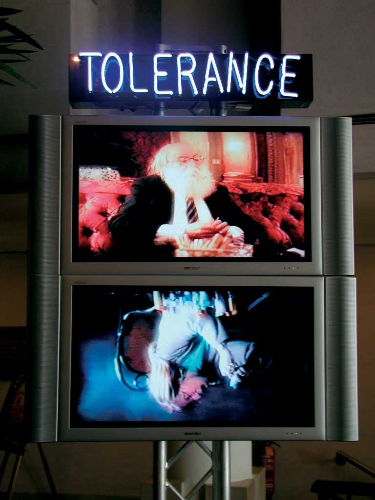 Tolerance a Virtual Monument to Friendship, 2002