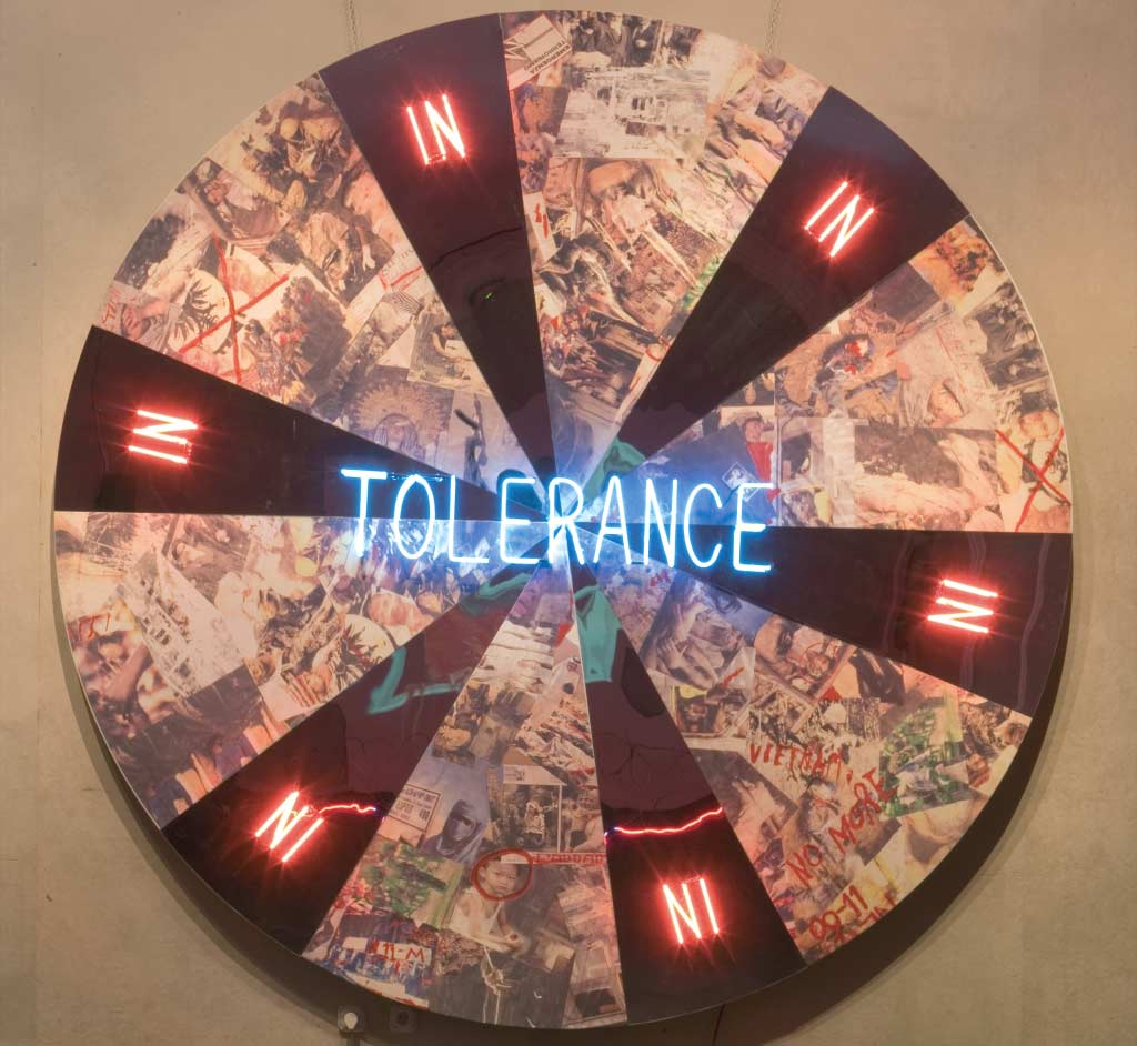 DISC IN-TOLERANCE-A-2005